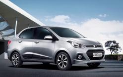 Rò rỉ thông tin về chiếc sedan giá rẻ Hyundai i10 sedan tại Việt Nam