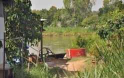 Mẹ phát hiện xác con trong bao tải trôi sông: Lời khai hung thủ