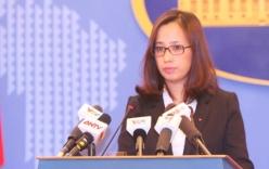 Việt Nam lên tiếng về giàn khoan HD 981, và vấn đề biển Đông