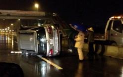 Gỡ bỏ dải phân cách cứng gây tai nạn liên tiếp trên cầu Nhật Tân