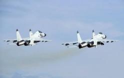 Phi công Trung Quốc thiệt mạng khi tập trận trên Biển Đông