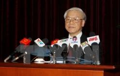 Bế mạc Hội nghị lần thứ 10 Ban Chấp hành Trung ương Đảng khóa XI