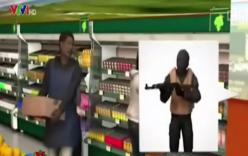 Video tái hiện cảnh người hùng cứu 6 con tin trong vụ tấn công ở Pháp