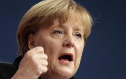 Merkel: Phương Tây bất ổn sau cuộc khủng hoảng ở Ukraine