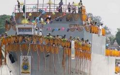Ấn Độ sẽ bán cho Việt Nam 4 tàu tuần tra biển