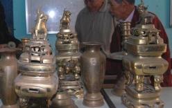 Túng tiền chơi game, học sinh vào chùa trộm cắp đồ thờ tự