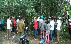 Tá hỏa phát hiện người đàn ông tử vong trong rừng