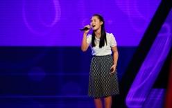 Cô bé hát rong bất ngờ được lên sóng truyền hình VTV3