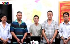 Bắt nhóm tội phạm Trung Quốc làm thẻ giả ngân hàng tại Việt Nam