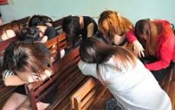 Hà Tĩnh: Bắt 5 gái gọi và 4 đối tượng môi giới mại dâm