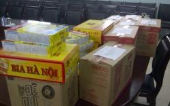 Siêu thị Metro Thăng Long bị nhân viên lấy trộm nhiều hàng hóa