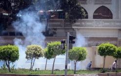 Nổ bom tại dinh thự Tổng thống Ai Cập
