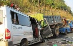 Vụ tai nạn thảm khốc ở Thanh Hóa: Xe tải hết hạn lưu hành