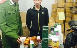 Hà Nội: Thu giữ hơn 10 tấn thực phẩm chức năng giả