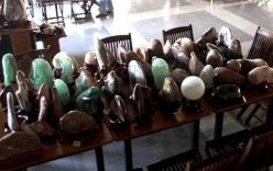 Bộ sưu tập đá tiền tỷ của đại gia Việt