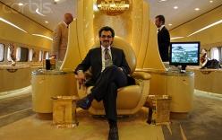 Thú chơi đốt tiền của đại gia Ả Rập