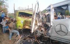 Tai nạn thảm khốc 9 người chết ở Thanh Hoá do tài xế ngủ gật?