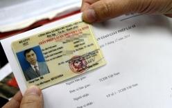 Không cần giấy khám sức khỏe khi đổi giấy phép lái xe từ 15/2