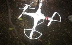 Máy bay không người lái rơi xuống sân Nhà Trắng