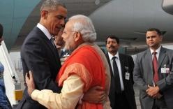 Tổng thống Obama tổn thọ 6 giờ sau chuyến thăm Ấn Độ
