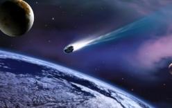 Cận cảnh thiên thạch khổng lồ vừa bay ngang qua trái đất