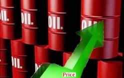 Giá dầu thế giới quay đầu tăng trở lại