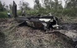 Lời kể của người đàn ông tận mắt thấy máy bay quân sự UH1 rơi