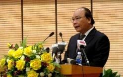 Phó Thủ tướng Nguyễn Xuân Phúc: Bắt được hàng lậu, hàng giả phải đăng báo ngay