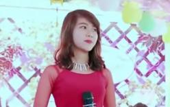 Clip cô gái hát trong đám cưới gây xôn xao trên mạng