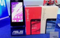 Asus Zenfone C lên kệ tại Việt Nam ngay tuần tới, giá chỉ 2,15 triệu đồng