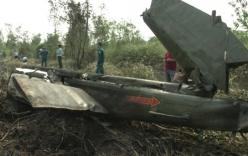 Kết luận nguyên nhân trực thăng quân sự rơi ở TP HCM