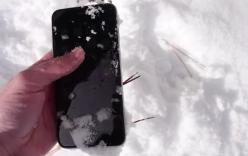 Số phận chiếc iphone 6 sau khi bị đóng băng và đun sôi?