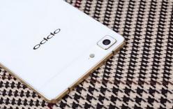 Oppo R5 ra mắt phiên bản vàng cho ngày lễ tình nhân