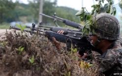 Hàn Quốc tử hình binh sĩ bắn chết đồng đội