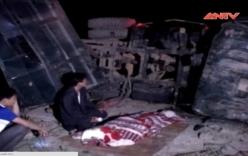 Vụ xe tải rơi xuống vực khiến 5 người tử vong: Bắt giam chủ xe