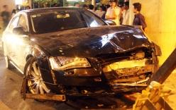 Xế hộp đón ca sĩ Hồ Ngọc Hà gây tai nạn nghiêm trọng ở sân bay