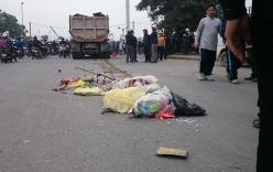 Người phụ nữ bị xe tải kéo lê 10m, tử vong tại chỗ
