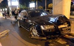 Xe Audi đón Hồ Ngọc Hà đâm 11 người bị thương: Trách nhiệm của tài xế