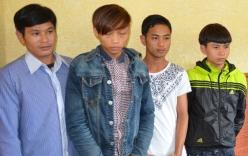 Cấm đánh bạc trước nhà, 3 cha con bị côn đồ chém trọng thương