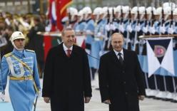 Tại sao Putin thăm chính thức Ai Cập?