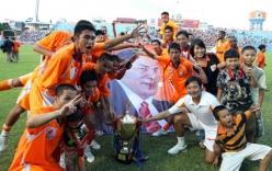 Quả bóng vàng Việt Nam 2012 khóc khi biết ông Nguyễn Bá Thanh mất