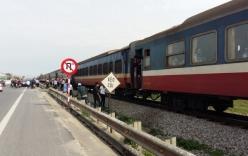 Nghệ An: Hai mẹ con đi chơi Tết bị tàu tông chết