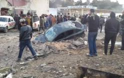 IS đánh bom tự sát, 42 người thiệt mạng