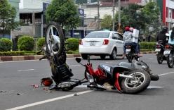Sau kỳ nghỉ Tết: 317 người chết vì tai nạn giao thông