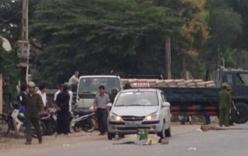 Người đàn ông bị xe taxi hất văng 3m, tử vong