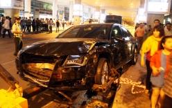 Xe Audi đón Hồ Ngọc Hà gây tai nạn: Sẽ khởi tố tài xế