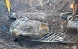 Hòn đá quý nặng 30 tấn, giá chục tỷ đồng sẽ được bán đấu giá