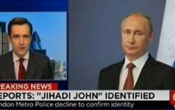 CNN phải xin lỗi vì dùng hình ông Putin minh họa cho đao phủ IS