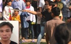 Nam thanh niên vung dao giữa lễ hội cướp phết khiến nhiều người hoảng loạn