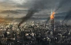 Đài Loan họp khẩn vì IS tung ảnh thiêu cháy tòa tháp chọc trời